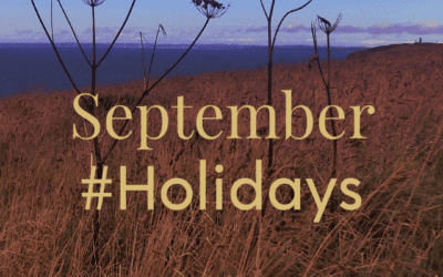 September 2021 Hashtag holidays and awareness events for Social Media marketing.